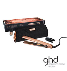 ghd® Copper Luxe V Gold Styler Gift Set