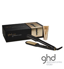 ghd® V Gold Max Professional Styler with Free Advanced Split End Therapy