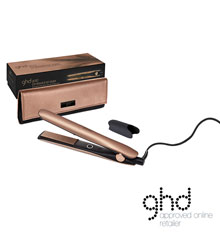 ghd Saharan Gold Styler - Earth Gold