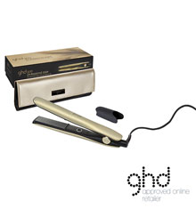 ghd Saharan Gold Styler - Pure Gold