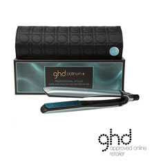 ghd Glacial Blue Platinum+ Styler