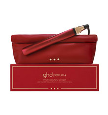 ghd Deep Scarlet Platinum+ Gift Set