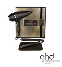 ghd Gold Deluxe Dry and Style Gift Set