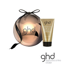 ghd® Copper Luxe Split End Therapy Bauble