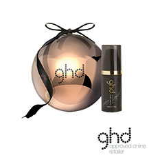 ghd® Copper Luxe Smooth & Finish Serum Bauble