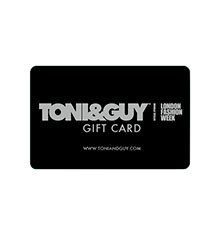 TONI&GUY £10 Gift Card