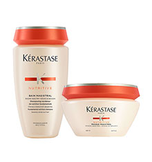 Kérastase Nutritive Bain Magistral & Masque Bundle