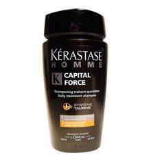 Kérastase Homme Capital Force Shampoo Densifying Effect 250ml