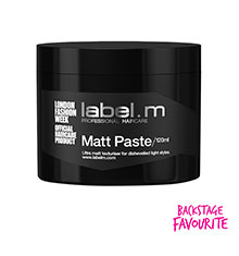 label.m Matt Paste