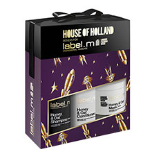 label.m House of Holland Honey & Oat Trio
