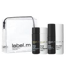 label.m Travel Pack: Repair & Protect