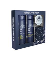 label.men Trio Gift Set