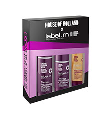 label.m House of Holland Therapy Trio Gift Set