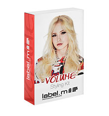 label.m Volume Styling Kit