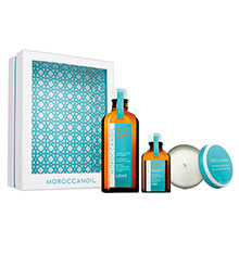 Moroccanoil Home & Away Pack Light