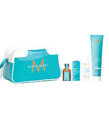 Moroccanoil Styling Wash Bag Set