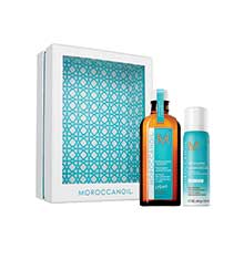 Moroccanoil Light/Light Style On The Go