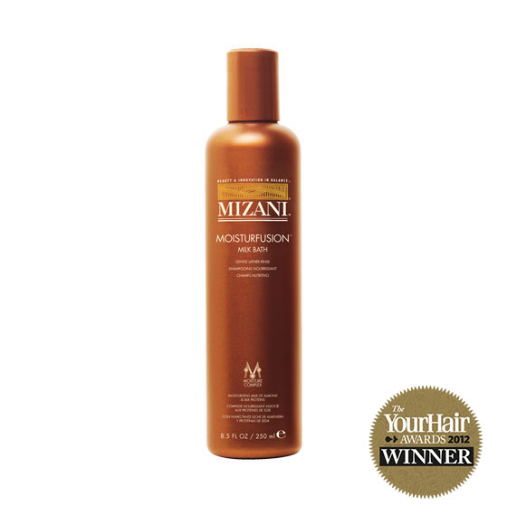 Mizani Moisturfusion Milk Bath 250ml