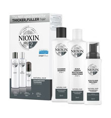 Nioxin 2 Trial Kit Gift Set