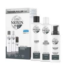 Nioxin 2 Trial Kit Gift Set