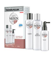 Nioxin 3 Trial Kit Gift Set