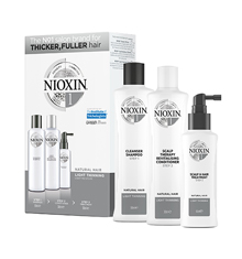 Nioxin System 1 Full Kit