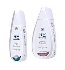 Nanokeratin System Saver Pack: Re-Enhance & Re-Invent Duo