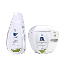 Nanokeratin System Saver Pack: Re-Store & Re-Plenish Duo