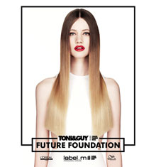 TONI&GUY Future Foundation - Book & DVD Bundle