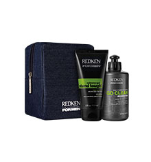 Redken For Men Man Bun Kit
