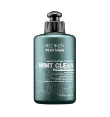 Redken for Men Mint Clean Invigorating Shampoo 300ml