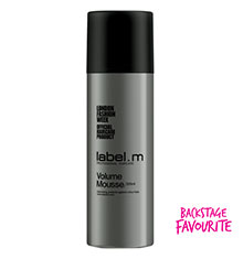Student Exclusive - label.m Volume Mousse