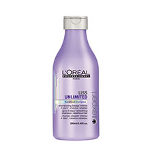L'Oréal Professionnel Serie Expert Liss Unlimited Force Shampoo 250ml