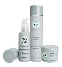 72 Hair Nourishing & Replenishing Bundle