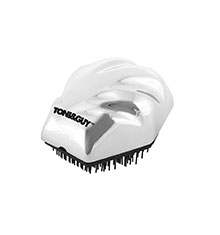 TONI&GUY Detangle Brush - Silver