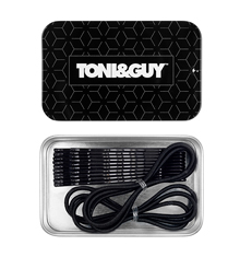 TONI&GUY Thin Elastic & Bobby Pin Combo - Black