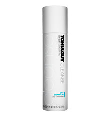TONI&GUY Cleanse: Dry Shampoo 250ml