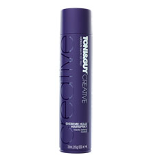 TONI&GUY Creative: Extreme Hold Hairspray 250ml