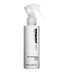 TONI&GUY Prep: Heat Protection Mist High Temperature Protection 150ml