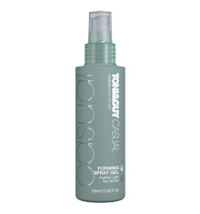 TONI&GUY Casual: Forming Spray Gel 150ml