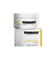 TONI&GUY Nourish: Deep Conditioning Mask For Blonde Hair 200ml