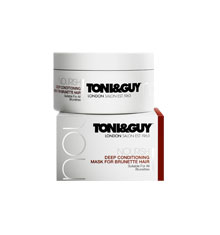 TONI&GUY Nourish: Deep Conditioning Mask For Brunette Hair 200ml