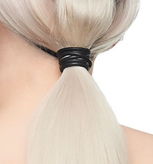 TONI&GUY Unbreakable Bands - Black