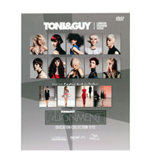 TONI&GUY Alignment Collection 2011/12 DVD
