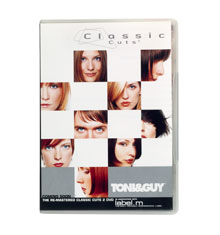 TONI&GUY Classic Cuts 2 Collection DVD