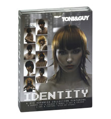 TONI&GUY Identity Collection 2005/06 DVD