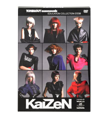 TONI&GUY Kaizen Collection 2007/08 DVD