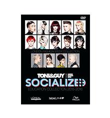 TONI&GUY Socialized DVD 2015/16