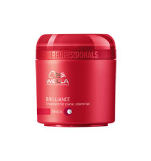 Wella Brilliance Mask Coarse 150ml