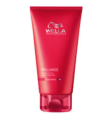 Wella Brilliance Mask Fine/Normal 150ml
